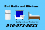 Bird Bath & Kitchens Design