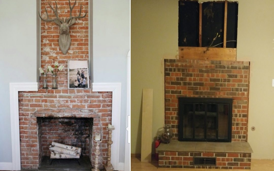 Question: Fireplace remodel