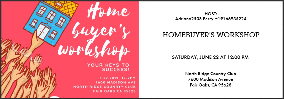 Myesha Perry's Home Buyers Workshop