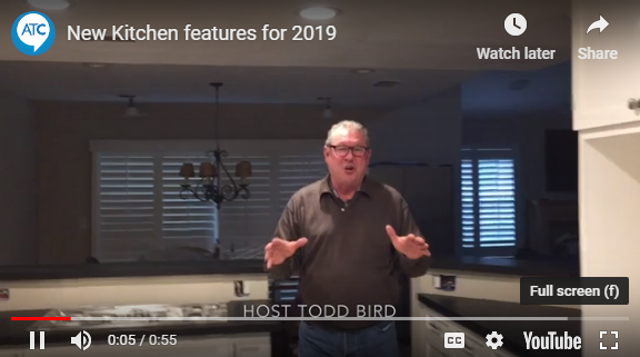 New Kitchen Features for 2019
