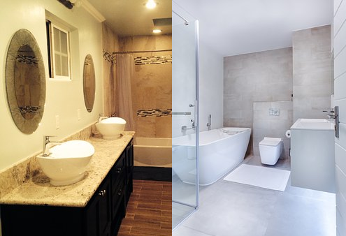 Jack and Jill Bathrooms; The Next BIG Trend?