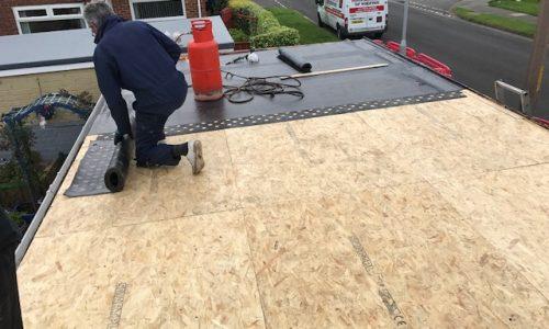 Question: Flat Roof & Roof Decks
