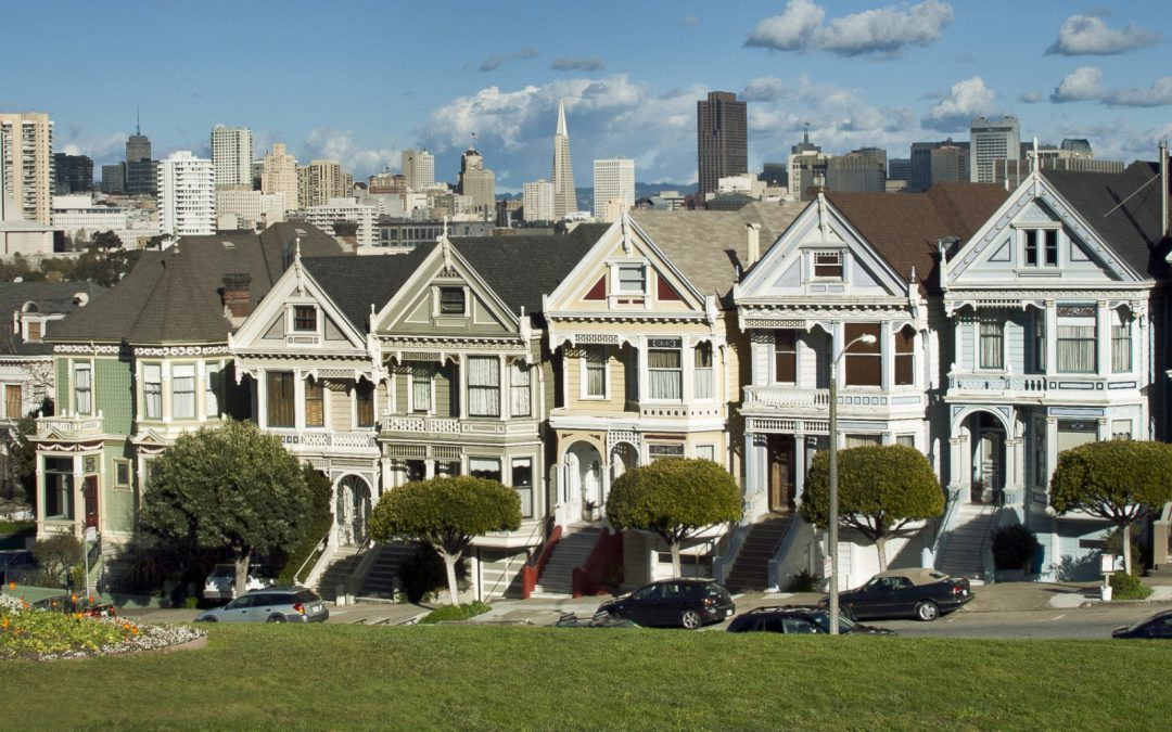 """Full House"" Home for Sale in San Francisco"