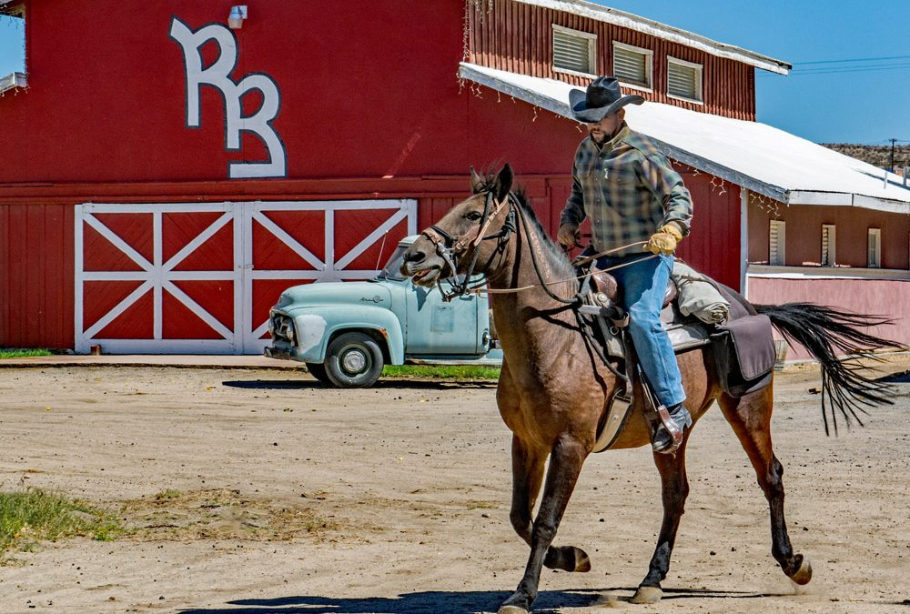 Dude, Roy Rogers Double R Ranch is for Sale