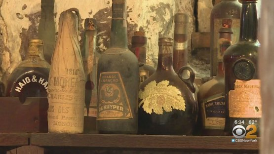 Early-Era Wine Discovered During N.J. Renovation