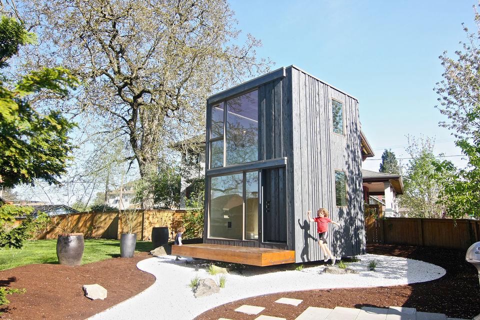 A Tiny House You Can Take For a Spin