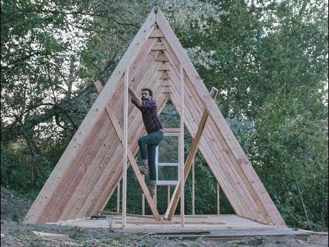 The A-Frame Home is HOT Again!